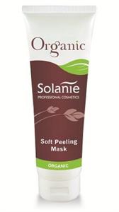 Solanie Organic Kíméletes Bőrradír