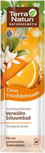 Terra Naturi Schaumbad Früchtetraum