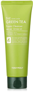 Tonymoly The Chok Chok Green Tea Foam Cleanser