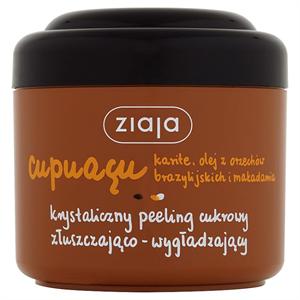 Ziaja Cupuacu Cukros Tusfürdő-Bőrradír