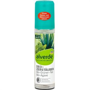 Alverde Deo-Zerstäuber Bio-Grüner Tee & Bio-Agave