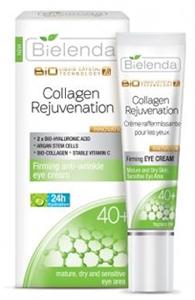 Bielenda Liquid Crystal Biotechnology 7D Collagen Rejuvenation 40+ Feszesítő, Ránctalanító Hatású Szemkörnyéki Krém