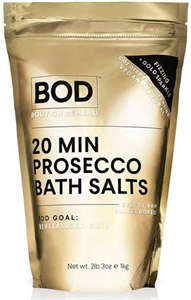 BOD 20 Min Prosecco Bath Salts