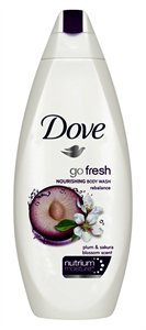 Dove Go Fresh Rebalance Krémtusfürdő