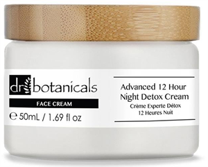 dr Botanicals Advanced 12-Hour Éjszakai Detox Arckrém