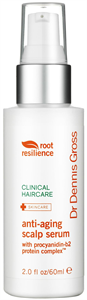 Dr Dennis Gross Root Resilience Öregedésgátló Fejbőr Szérum