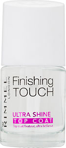 Rimmel Finishing Touch Ultra Shine Top Coat