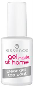 Essence Gel Nails At Home Zselés Fedőlakk