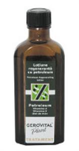 Gerovital Plant Petróleumos Regeneráló Hajszesz