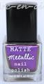 H&M Matte Metallic Körömlakk