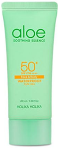 Holika Holika Aloe Waterproof Sun Gel SPF50+ / PA++++