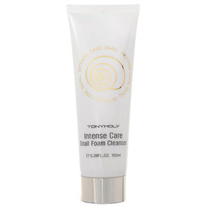 Tonymoly Intense Care Snail Foam Cleanser