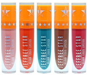 Jeffree Star Cosmetics Summer 2018 Velour Liquid Lipstick