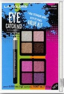 L.A. Colors Pouch Value Kits