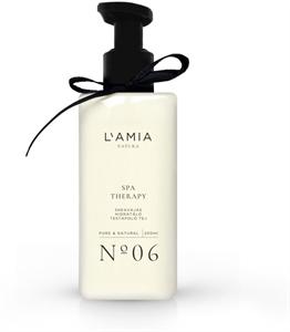 L'amia Natura Spa Therapy Sheavajas Hidratáló Testápoló Tej
