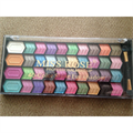 Miss Rose 40-Color Shine Eyeshadow
