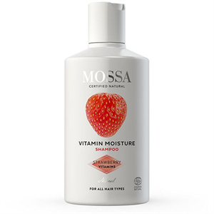 Mossa Hidratáló Sampon Értékes Vitaminokkal