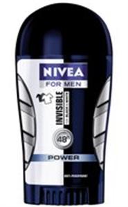 Nivea For Men Invisible Power Deo Stift