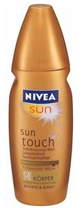 Nivea Sun Sun Touch Önbarnító