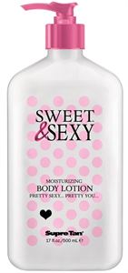 SupreTan Sweet & Sexy Body Lotion
