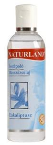Testápoló Masszázsolaj Eukaliptusz
