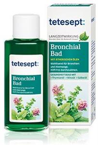 Tetesept Bronchial Fürdőkoncentrátum