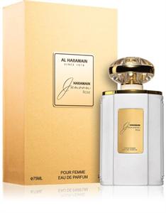 Al Haramain Junoon Rose EDP