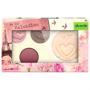 """Alverde """"Be My Valentine"""" Paletta"""