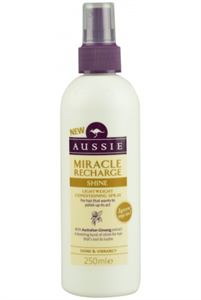 Aussie Miracle Recharge Shine Spray