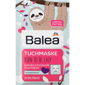 Balea Born To Be Lazy Tuchmaske