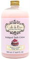 Cafe de Bain Raspberry And Rose Crème Tarte Indulgent Bath Creme - Fürdőkrém