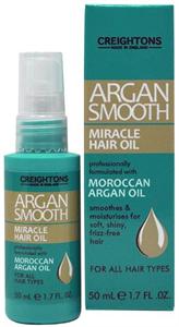 Creightons Argan Smooth Miracle Hair Oil