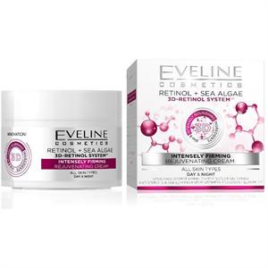 Eveline Retinol + Tengeri Alga Arckrém