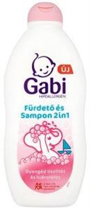 Gabi Hipoallergén Fürdető és Sampon