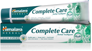 Himalaya Herbals Complete Care Teljes Körű Védelmet Biztosító Gyógynövényes Fogkrém