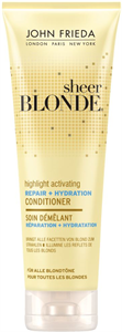 John Frieda Sheer Blonde Highlight Activating Repair + Hydration Conditioner
