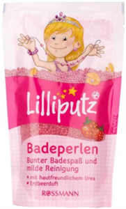 Lilliputz Prinzessinnen Fürdőgyöngy