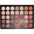 Morphe Brushes 35OS Nature Glow Shimmer Eyeshadow Palette
