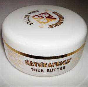 Naturafrica Shea Vaj 100% Natúr