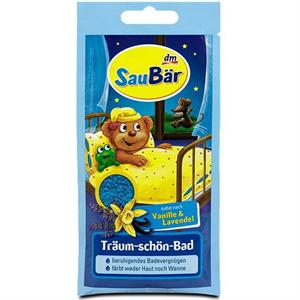 """Saubär """"Szép Álmokat"""" Fürdősó"""