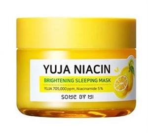 Some By Mi Yuja Niacin Brightening Sleeping Mask