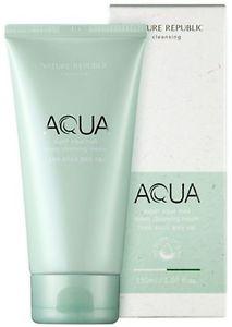 Nature Republic Super Aqua Max Moist Cleansing Cream