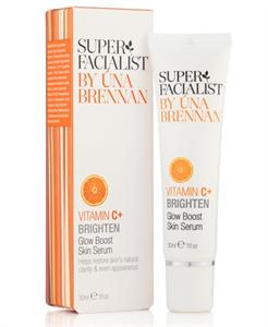Una Brennan Super Facialist Vitamin C+ Brighten Glow Boost Skin Serum