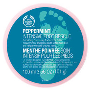 The Body Shop Peppermint Intensive Foot Rescue