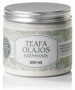 Yamuna Teafaolajos Krémmaszk