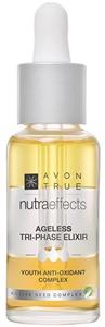 Avon True Nutra Effects Háromfázisú Bőrfeszesítő Elixír