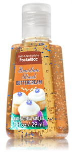 Bath & Body Works Bourbon Street Buttercream Anti-Bacterial Hand Gel
