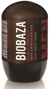 Biobaza Men Black Energy Deo Roll-On