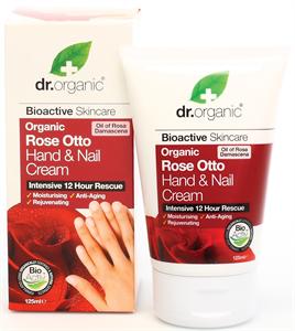 dr. Organic Rózsa Kéz- és Körömápoló