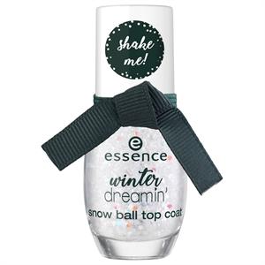 Essence Winter Dreamin' Snow Ball Fedőlakk